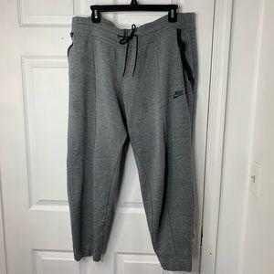 Women's Gray Nike Tech Pants